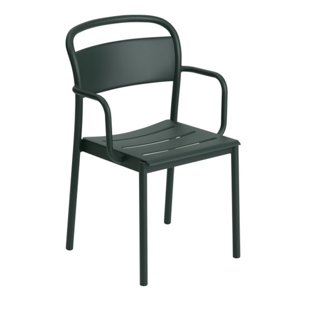 Linear Steel Chair Collection