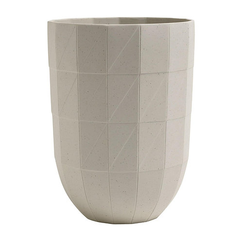 Paper Porcelain Vase by Hay