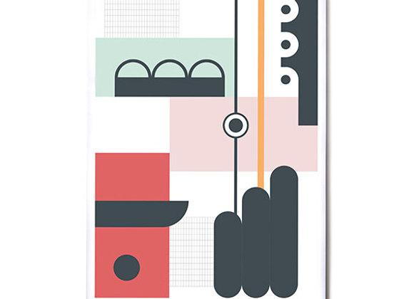 Aspect Digital Print A3