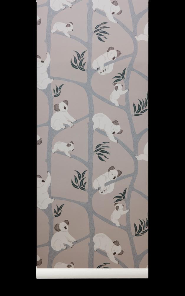 Katie Scott Koala Wallpaper