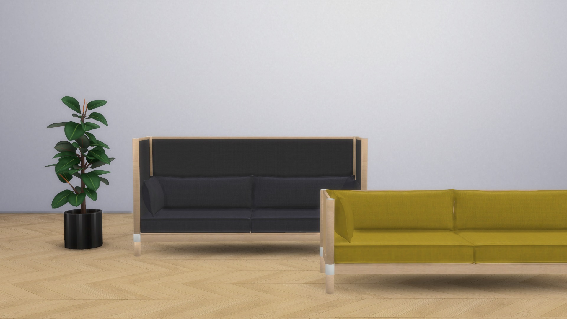 Cyl Sofa By Vitra