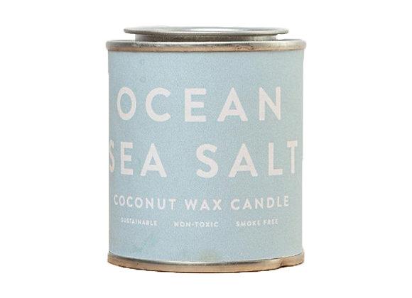 Ocean Sea Salt Conscious Candle