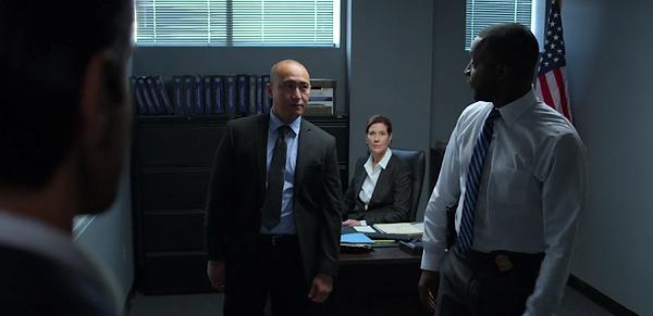 Agent Arinori in Daredevil