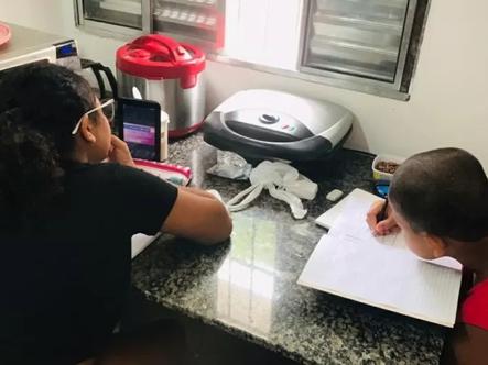 DESAFIOS DA EDUCAÇÃO BÁSICA NA PANDEMIA