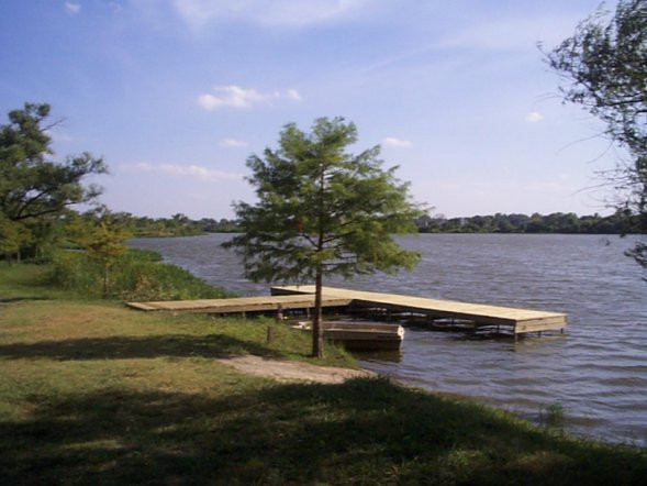 """""""Cypress Cove Park"""" named by Peggy Tackett."""