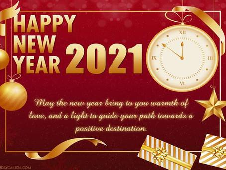 ILA Newsletter - Dec 30 2020