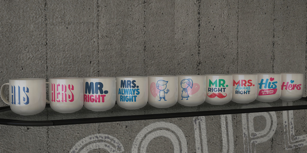 Mugs For Couples