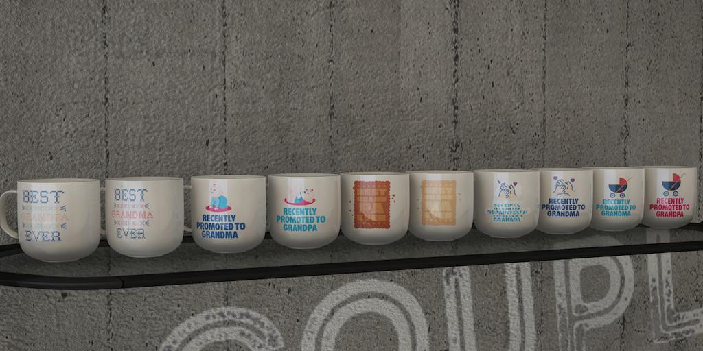 Mugs For Grandparents