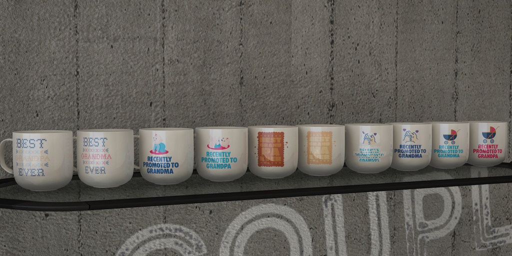 Mugs For Grandparents