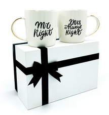 gifffted mrs right mrs always right new