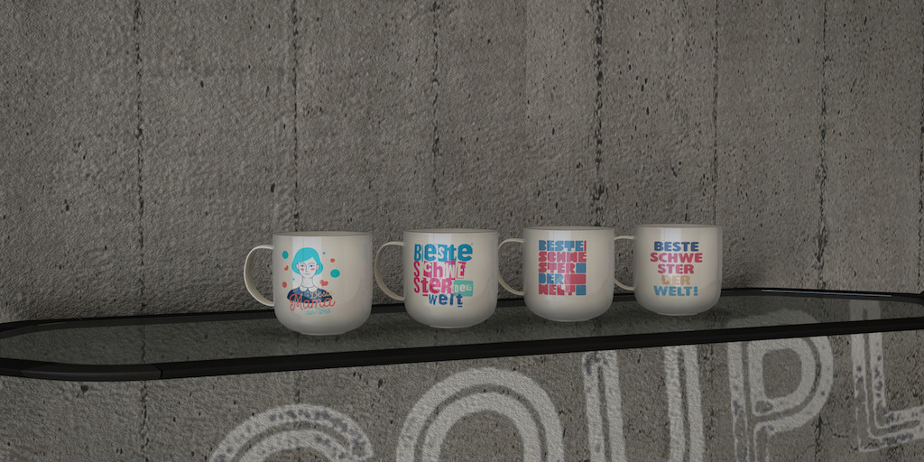 Mugs For German Speaks