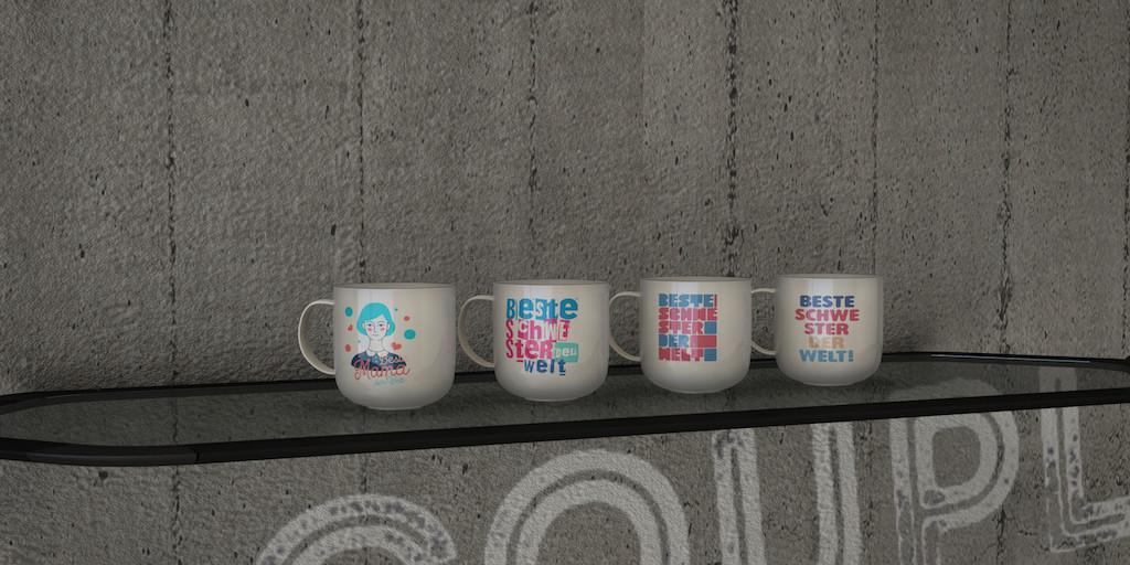 Mugs For German Speaks