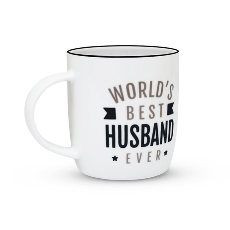 Gifffted Worlds Best Husband Ever Coffee
