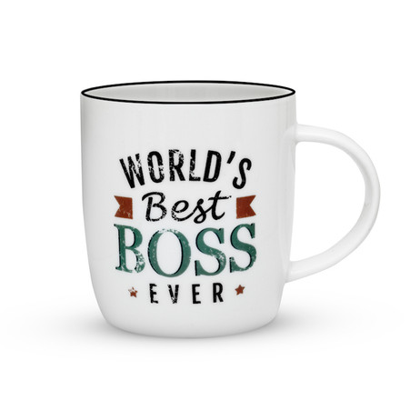 Gifffted World's Best Boss Ever Coffee M