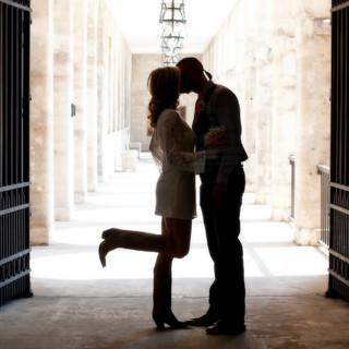 Wedding elopement in St Augustine Florida.