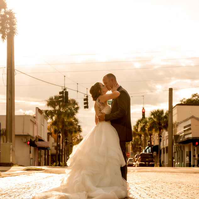 Wedding Kiss at The Clay Theatre