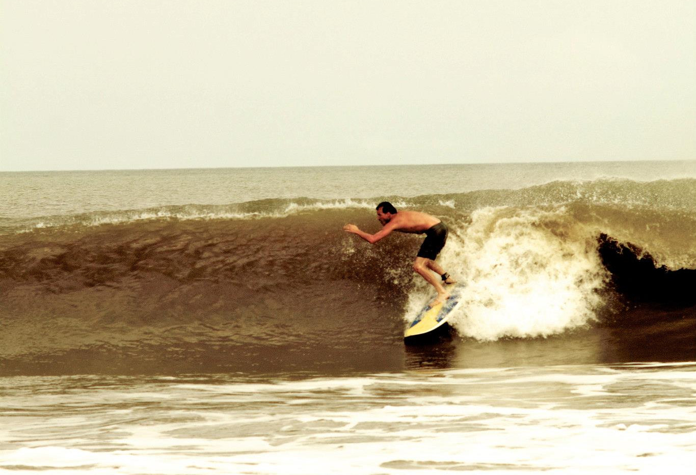 Surfing in St Augustine
