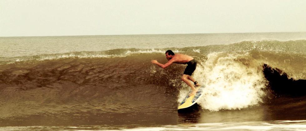 Surfing in St Augustine