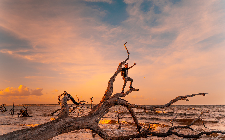Paul Farace at BlackRock Beach.jpg
