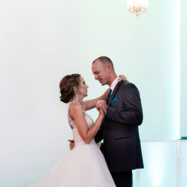 First Dance at The Clay Theatre