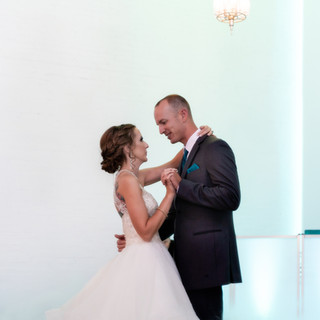 First Dance at The CLay Theatre - Paul F