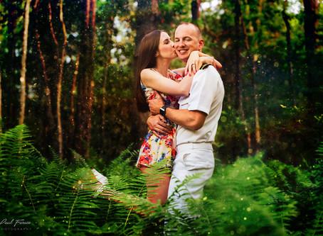 4 Places to get amazing engagement photos near Jacksonville!