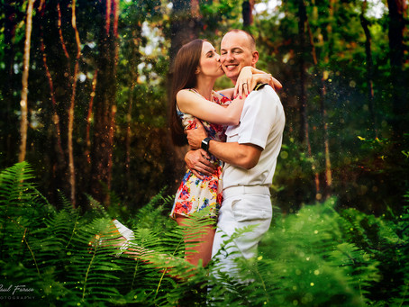4 Places to get amazing engagement photos near Jacksonville!