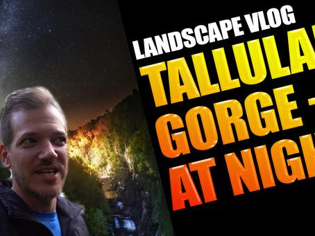Tallulah Gorge State Park Landscape Photography