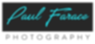 Paul Farace Photography Logo Transparent