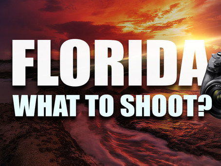 What and Where to Photograph Landscapes in Florida?