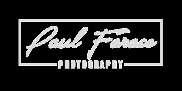 Paul Farace Landscape Photography LOGO W