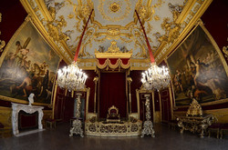 Sala del Trono - Palazzo Reale - Ge