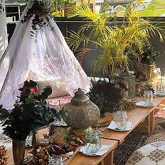 Beautiful Boho Bridal Soirée ➰🌿 Gypsy Platters + Stylish Picnics ➰🌿