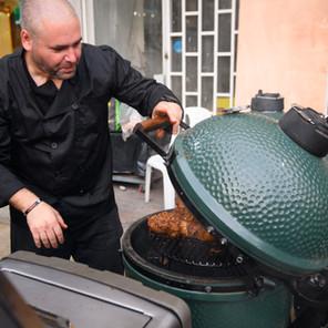 חיימוביץ' במטבח