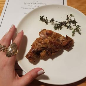 לאכול עם ורו- חווית אוכל עם זאוס ויקב לוריא