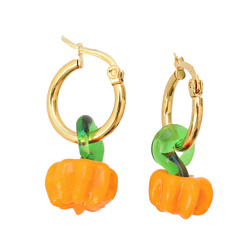 Pumpkin Hoops