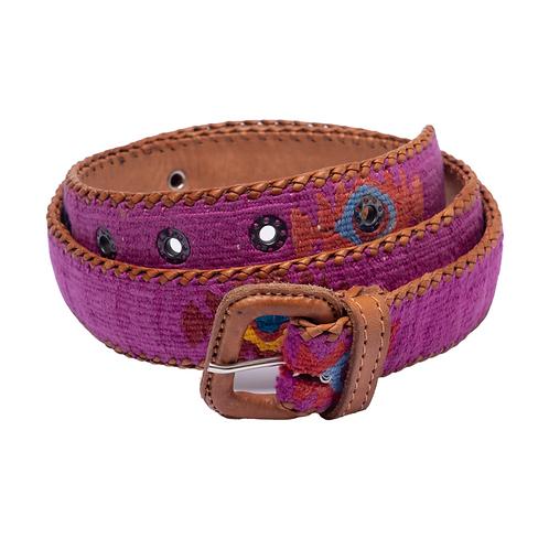 Violet Mexican Belt