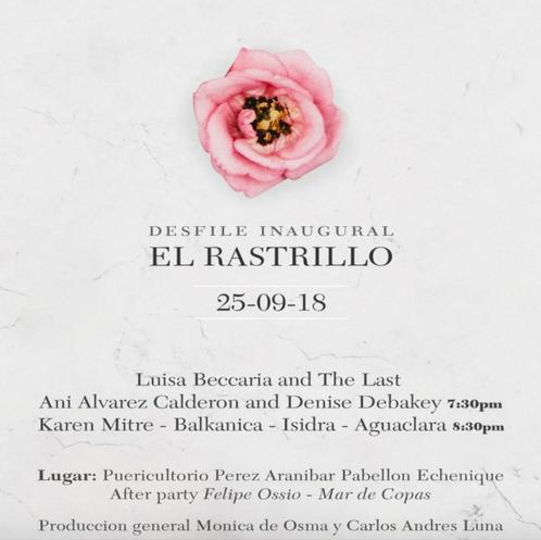 The Last & Luisa Beccaria Perú