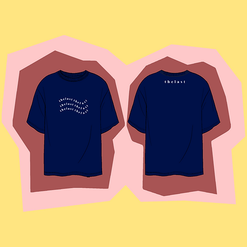 The Last T-Shirt New Logo