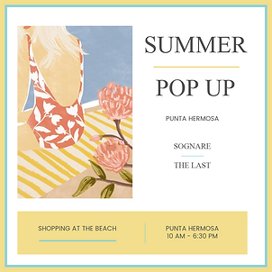 pop up the last summer