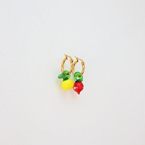 Lemon / Strawberry