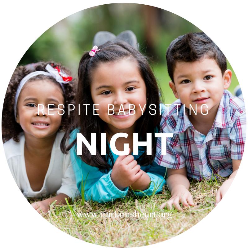 Respite Babysitting Night- Winter
