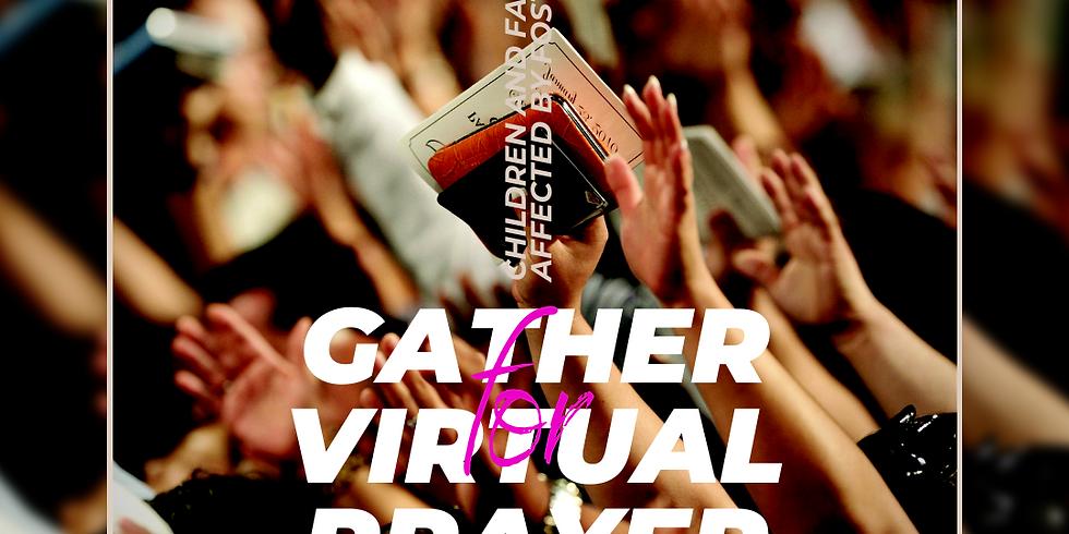 Virtual Prayer Gathering