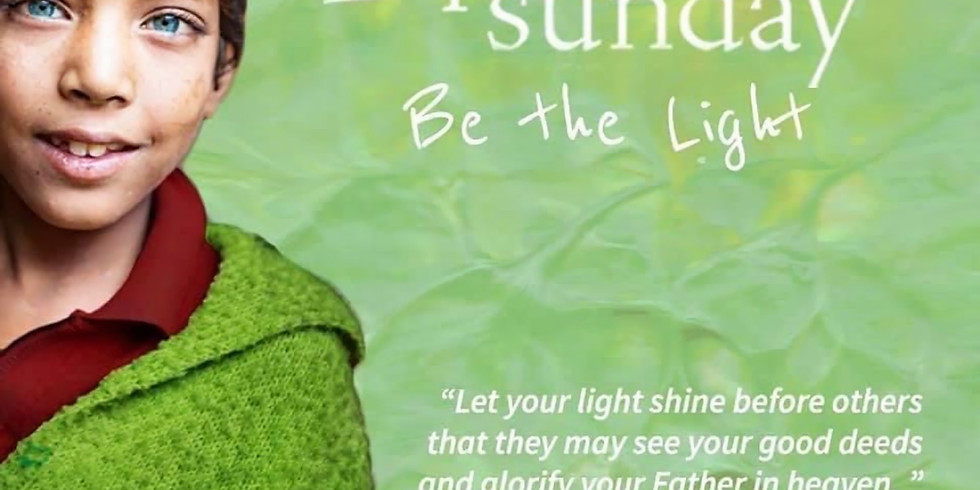 Orphan Sunday I Stand Sunday Prayer Service