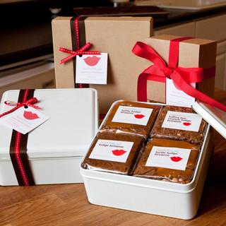 Sweet Muse Brownies