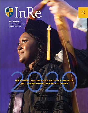 Featured Writing in InRe 2020 by Amber McDowell Communications