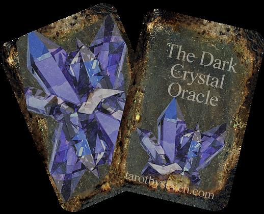 Dark Crystal Oracle Deck