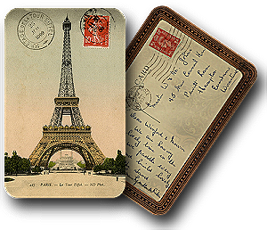 Postcards From My Lover Lenoracle