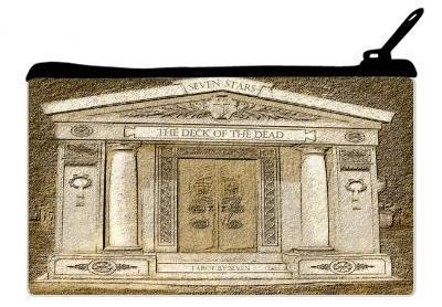 Deck of the Dead Mausoleum Pouch