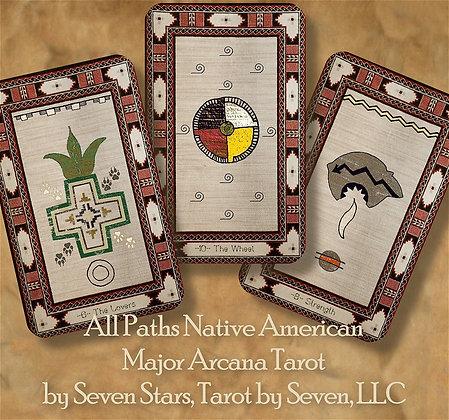 All Paths Native American Major Arcana